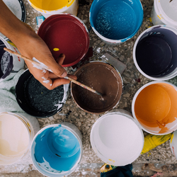 Baustoffe & Farben