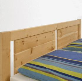 Bett Aus Zirbenholz Verschiedene Größen Metallfrei