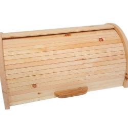 Brotbox aus Zirbenholz Brotaufbewahrungsbehälter