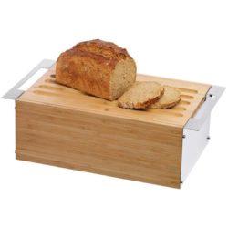 Brotkasten mit integriertem Schneidebrett Brotaufbewahrungsbehälter