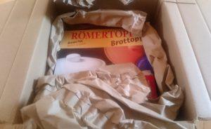 Brottopf Verpackung