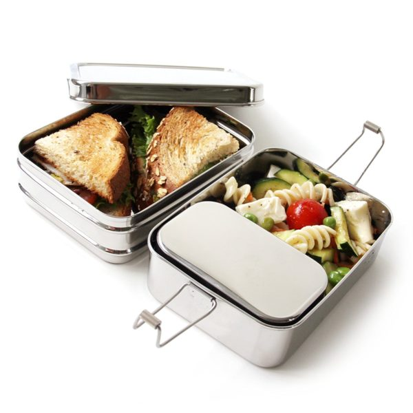 ECO Lunchbox Edelstahlbrotdose