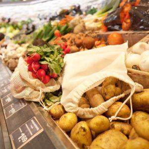 Gemüse Aufbewahrung ohne Plastik
