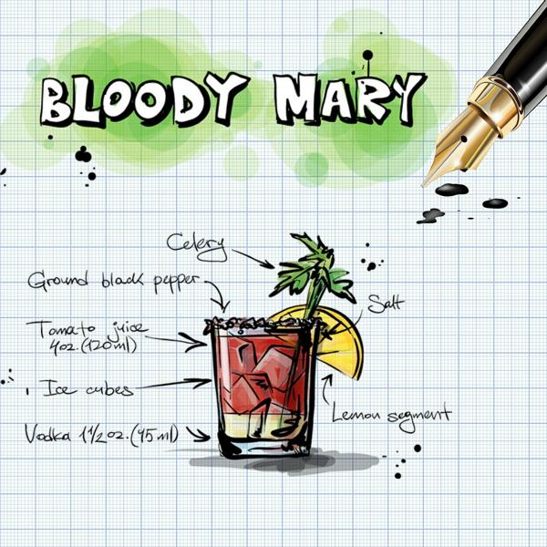 Halloween Party - Bloody Mary