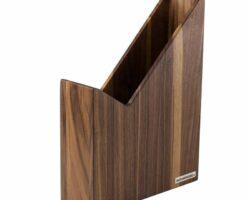Holz Stehsammler von NATUREHOME
