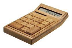 Holz Taschenrechner
