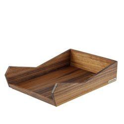 Holz briefablage von NATUREHOME
