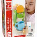 Kinder Holz kaffeemaschine