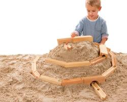Kugelbahn für Kinder