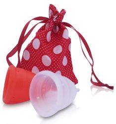 2er Set Menstruationstasse