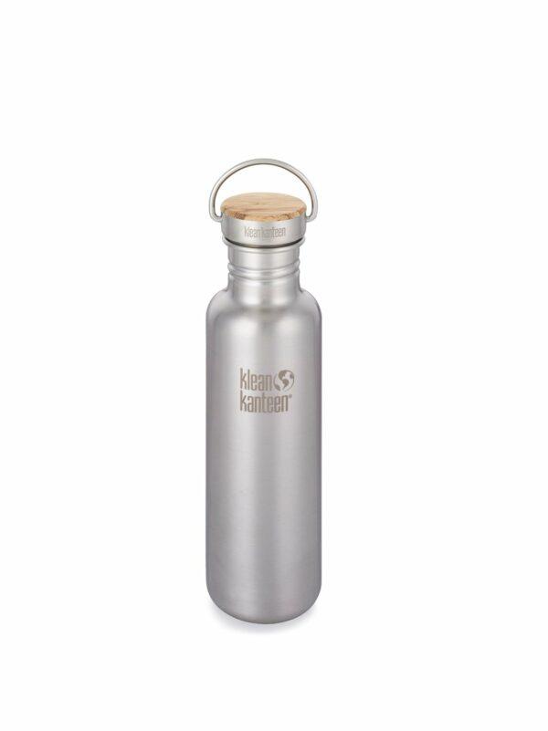 Trinkflasche ohne Plastik