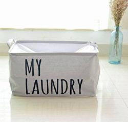 Wäschesammler ohne Plastik