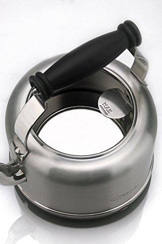 edelstahl wasserkocher ohne plastik von ottoni fabbrica ~ Wasserkocher Ohne Schadstoffe