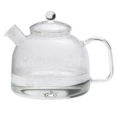 Wasserkocher aus Glas
