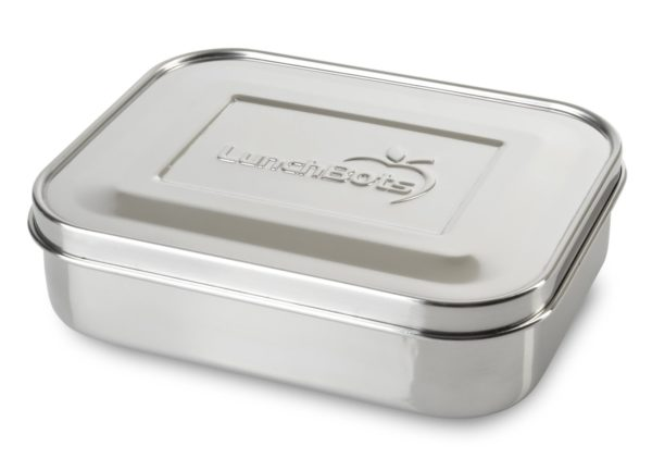 Brotbox ohne Plastik geschlossen