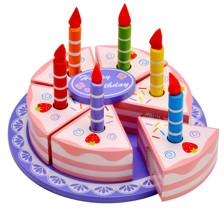 kinder geburtstagstorte aus holz mit 6 kerzen happy birthday clip art for men 85 happy birthday clipart for man