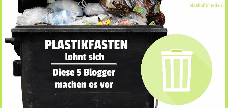 Plastikfasten lohnt sich