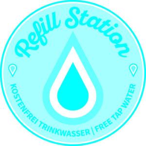 Kostenfrei Trinkwasser auffüllen